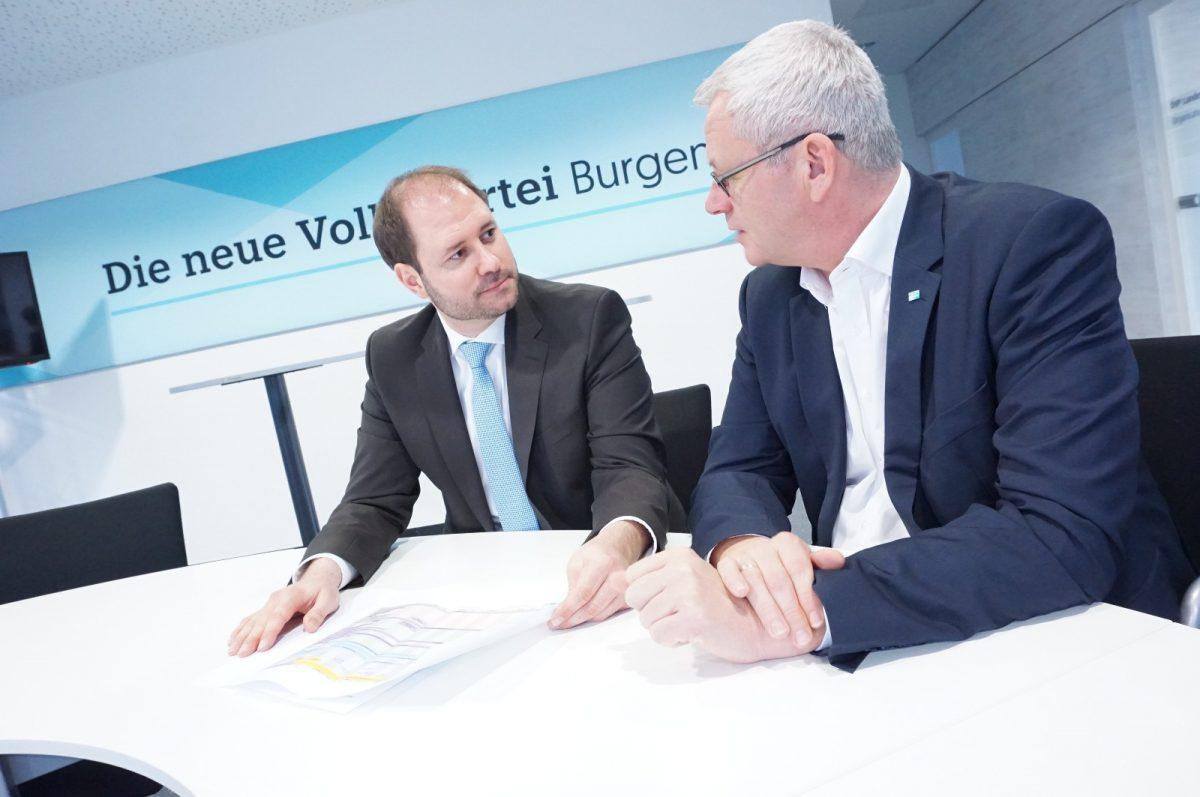Christian Sagartz Burgenlandkandidat Europawahl