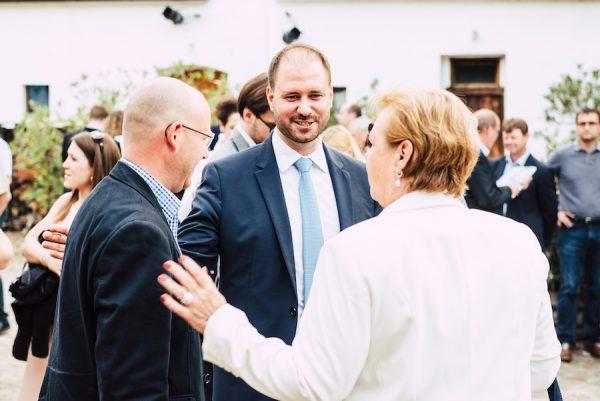 Christian Sagartz bei ÖVP-Arbeitnehmer Landestag